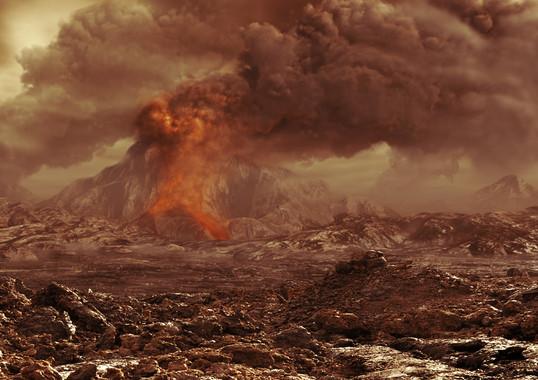 Hallan nuevas evidencias volcánicas en Venus