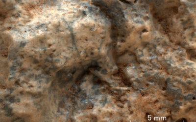 Curiosity encuentra una posible corteza continental en Marte