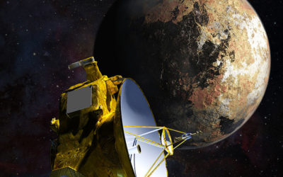 La NASA logra resolver un inesperado problema con la sonda New Horizons