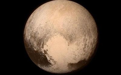La sonda New Horizons llega a Plutón
