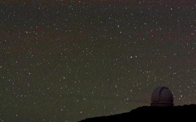 La Osa Mayor tiene menos contaminación estelar que otros grupos de estrellas