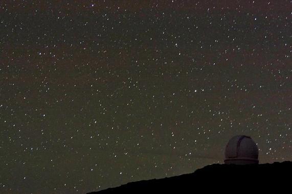 Las observaciones para el estudio se han llevado a cabo desde el observatorio de La Palma.