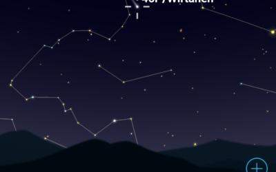 Observación cometa 46P/Wirtanen