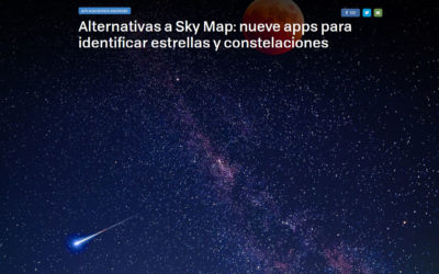 Alternativas a Sky Map: nueve apps para identificar estrellas y constelaciones