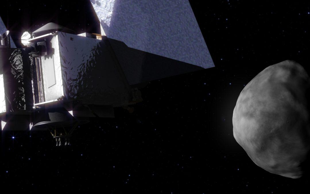 Retransmisión en directo de la llegada de la sonda Osiris-Rex de la NASA al asteroide Bennu.