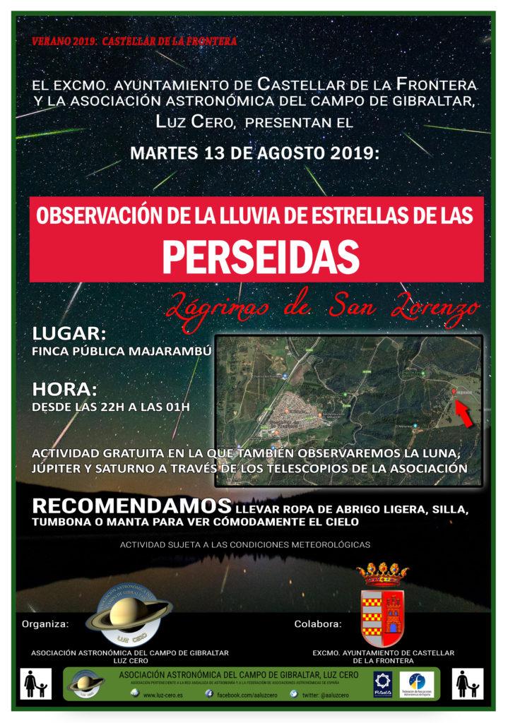 Perseidas 2019 Castellar