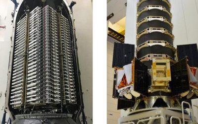 Starlink podría tener hasta 42.000 satélites.