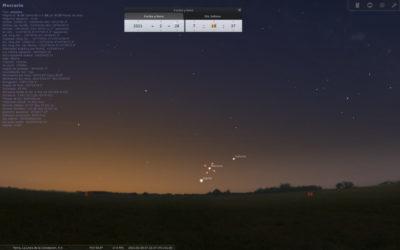 Estos días son un buen momento para ver Mercurio
