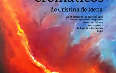 Exposición de pintura «SUEÑOS CROMÁTICOS» de Cristina de Mena